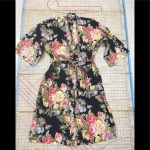 Vintage Christian Dior robe size OS
